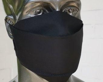 Handmade mouthguard, face mask, hygiene mask, mouth nose mask, auxiliary mouthguard washable, reusable, unisex mask
