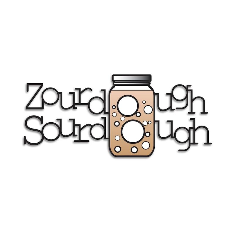BLACK DEATH  Zourdough Sourdough Starters image 0