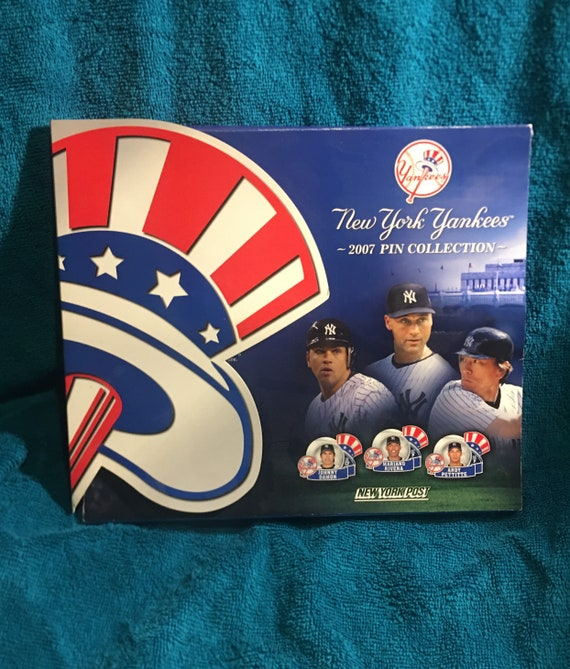 New York Yankees  Pin Collection  20 Pins Complete