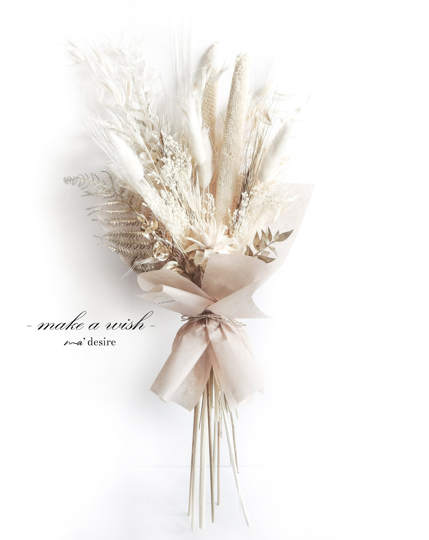 Medium Dried Flower Bouquet Make A Wish