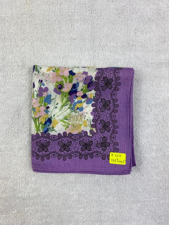 Vintage Anna Sui Bandana Handkerchief Neckerchief… - image 6