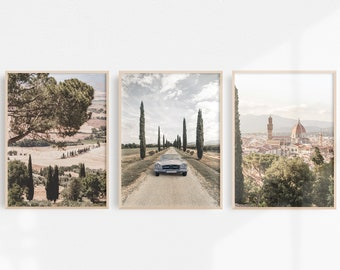 Tuscany Print Landscape Print Photography Wall Art  Landscape Wall Art Landscape Poster Italy Print Italy Wall Art Italy Poster