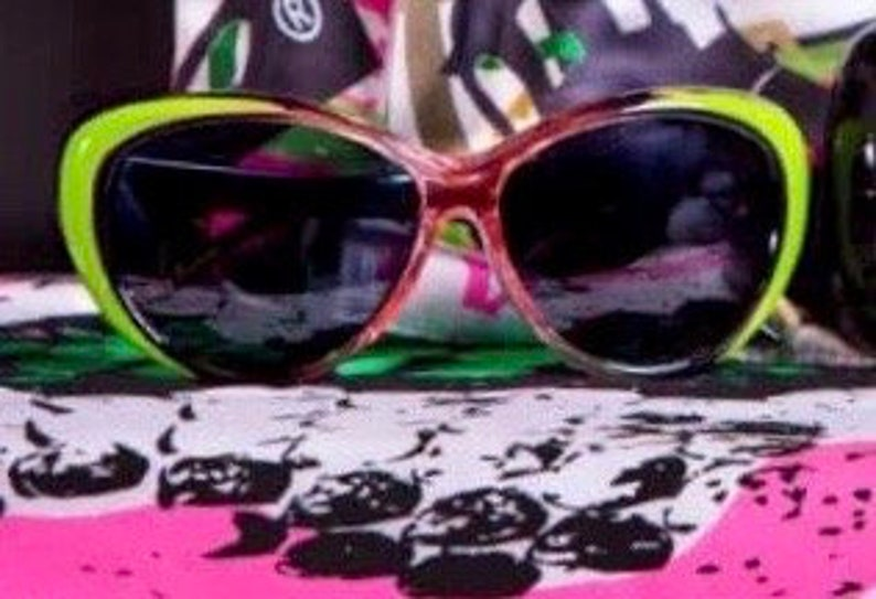 AKA Pink Custom Designed Signature Sunglasses