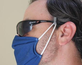 Ear Savers - 2 SETS of Glasses | Sun Glasses | Wire Frames | Hearing Aids | Car Vent Clips | Reusable | Detachable | Clips
