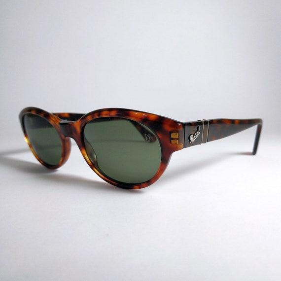 PERSOL Sunglasses EF803 TORTOISE. Mineral lenses b