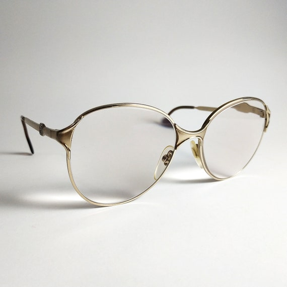 RARE GRES Macrolin. Vintage eyeglasse by designer