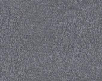BTY Grey Vintage Auto Vinyl w/ Very Fine Grain