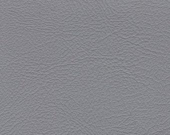 BTY Vintage Light Grey Auto Vinyl w/ Fine Grain