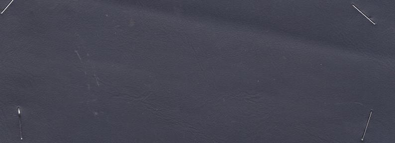 1 14 Yards Vintage Dark Blue Auto Vinyl w Leather Like Grain