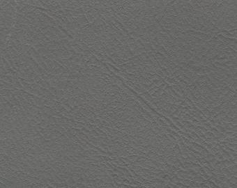 BTY Vintage Ash Grey Auto Vinyl w/ Fine Grain