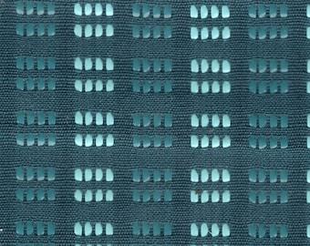 BTY 1961 Ford Blue Auto Vinyl w/ Lattice Pattern