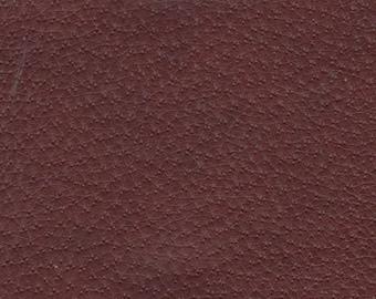 BTY 1981 GM Deep Red Vintage Auto Vinyl w/ Pierced Texture