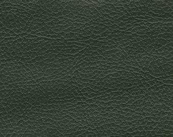 BTY 1971 Chrysler dark avocado auto vinyl w/leather like graiin