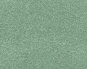 BTY Vintage Greyish Green Marine Quality Auto Vinyl w/ Rhino Skin