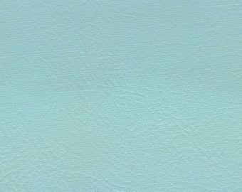 BTY Light Sky Blue Vintage Auto Vinyl w/ Fine Grain