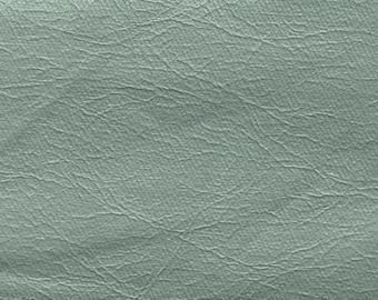 BTY Vintage Glossy Light Green Auto Vinyl w/ 5 Inch Channels
