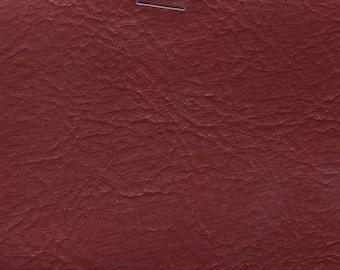 2 Large Remnants (2+ yards) Copper Vintage Auto Vinyl w/ Pearl Finish