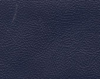 BTY 1969 Chrysler Vintage Blue Auto Vinyl w/ Pebbled Grain