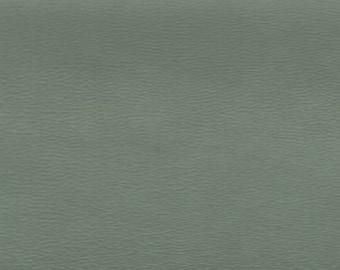 BTY Vintage Pale Green Auto Vinyl w/ Very Fine Grain