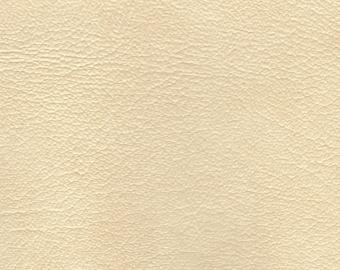 BTY 1977 Ford Vintage Creamy White Auto Vinyl w/ Fine Grain