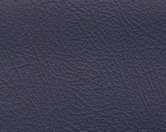 1 1/4 Yards Vintage Blue Auto Vinyl w/ Rhino Skin