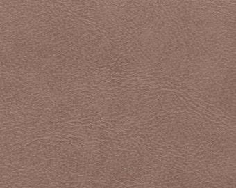 BTY Light Brown Vintage Auto Vinyl w/ Fine Grain