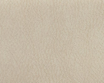 BTY 1971 Chrysler Vintage White Auto Vinyl w/ Shallow Perforations