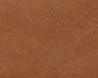 BTY Vintage Golden Brown Auto Vinyl w/ Leather Like Texture