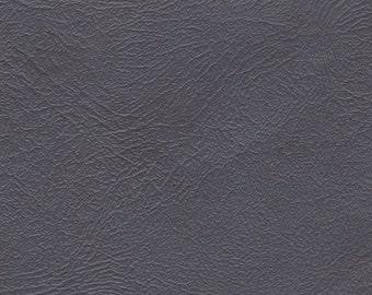 1 2/3 Yards Vintage Grey Auto Vinyl w/ Light Grain