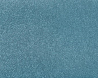 BTY 1960 Vintage Blue Auto Vinyl w/ Elephant Skin