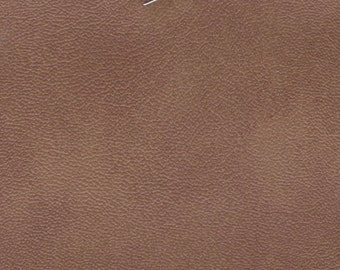 1 Yard 1967 Chrysler Vintage Brown Auto Vinyl w/ Fine Grain