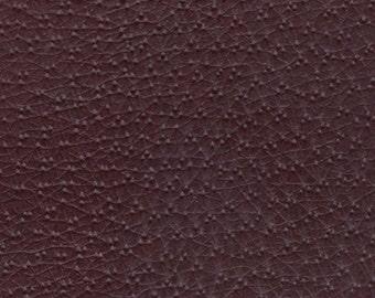 BTY 1982 GM Vintage Reddish Brown Pierced Auto Vinyl