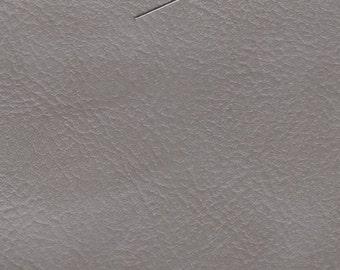 1 1/3 Yards Vintage Grey Auto Vinyl w/ Fine Grain