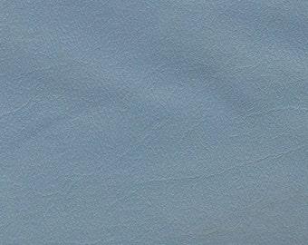 BTY Grayish Blue Vintage Auto Vinyl w/ Fine Grain
