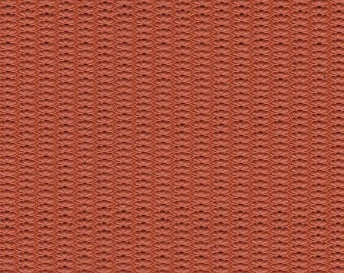 Featured listing image: BTY Vintage Orange Woven Auto Vinyl