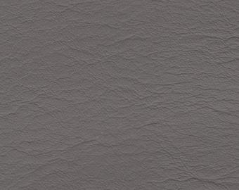 1 1/4 Yards Vintage Grey Auto Vinyl w/ Heavy Grain