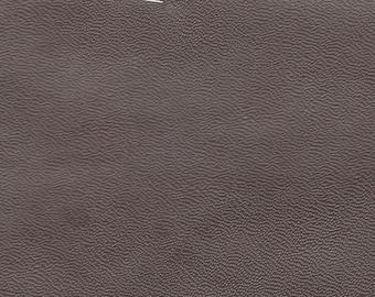 BTY Vintage Grey Auto Vinyl w/ Heat Pressed Dots