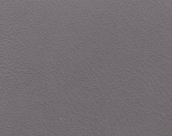 1 1/3 Yards Grey Vintage Auto Vinyl w/ Fine Grain