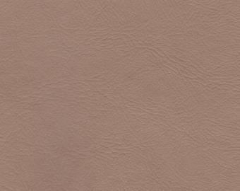 1 Yard Vintage Tan Faux Leather Auto Vinyl
