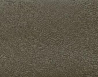 BTY 1972 GM Cadillac Vintage Greenish Grey Auto Vinyl w/ Elephant Skin