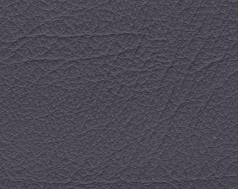 1 1/4 Yards Vintage Blue Auto Vinyl w/ Deep Heavy Grain