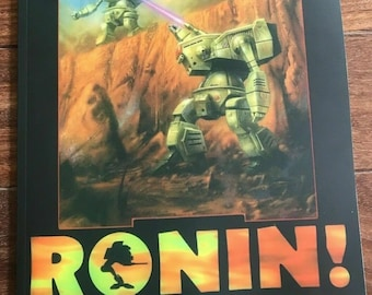 Battletech Scenario Pack - Ronin! 3034 - Exclusive English Translation