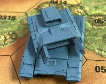 Battletech Miniatures - TRO 3026 Vehicles and Tanks - MWO Style