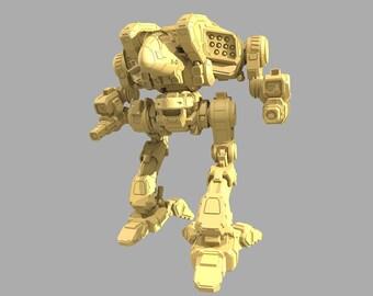 Battletech Miniatures - Cougar - PMW Sculpt - Multiple Variants