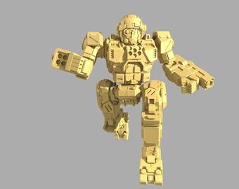 Battletech Miniatures - Commando - PMW Sculpt - Multiple Variants