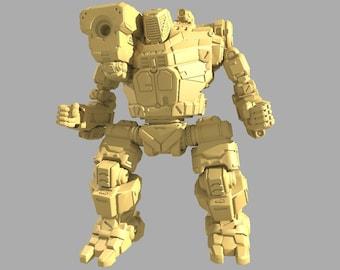 Battletech Miniatures - Hunchback - PMW Sculpt - Multiple Variants