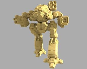 Battletech Miniatures - Bushwacker - PMW Sculpt - Multiple Variants