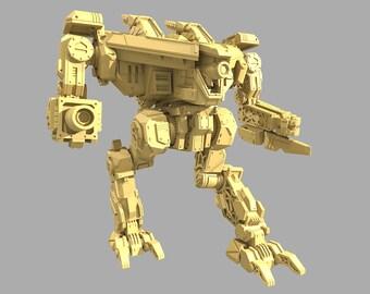 Battletech Miniatures - WoB Celestial Preta - PMW Sculpt - Multiple Variants