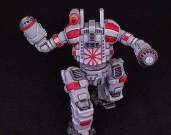 Battletech Miniatures - Shogun - PMW Sculpt - Multiple Variants