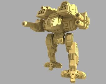 Battletech Miniatures - Hellhound (Conjurer) - PMW Sculpt - Multiple Variants